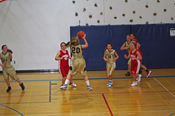 NBMS Basketball