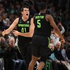 NCAA Basketball: Michigan State at Oakland