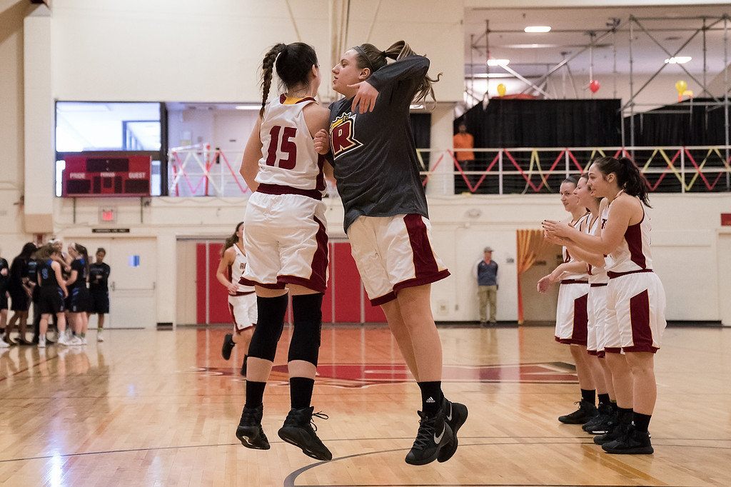 Becker Hawks vs Regis Pride February 03, 2018