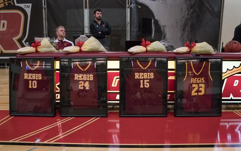 Becker Hawks vs Regis Pride February 03, 2018