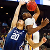 APTOPIX NCAA Yale LSU Basketball