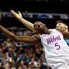 APTOPIX Timberwolves Hornets Basketball