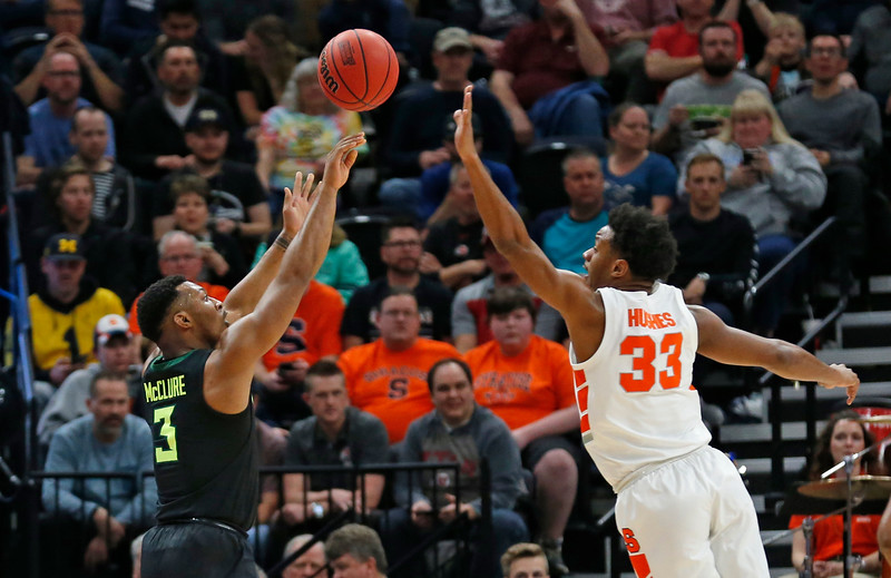 NCAA Baylor Syracuse Basketball