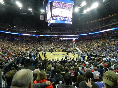 NCAA Tourney, Columbus, Ohio, March 20, 2015