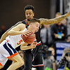 APTOPIX NCAA Gardner-Webb Virginia Basketball
