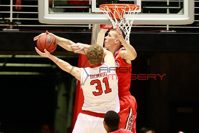 NCAA Basketball: Arizona at Utah