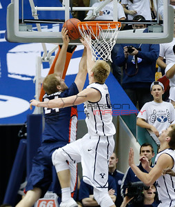 NCAA Basketball: Gonzaga at Brigham Young