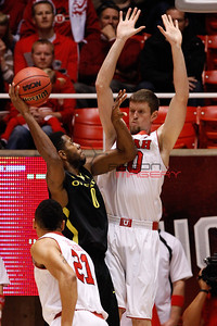 NCAA Basketball: Oregon at Utah