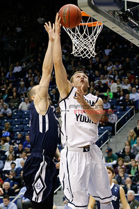 NCAA Basketball: San Diego at Brigham Young
