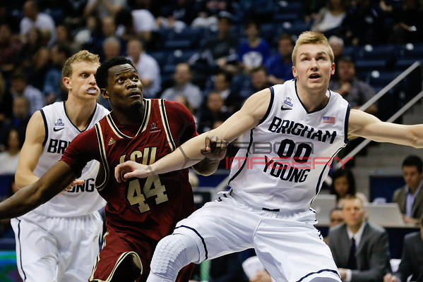 NCAA Basketball: Santa Clara at Brigham Young