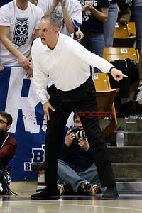 NCAA Basketball: Santa Clara at Brigham Young