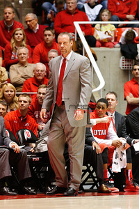 NCAA Basketball: Brigham Young at Utah