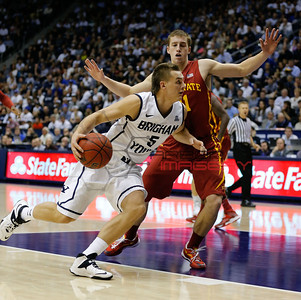 NCAABB: Iowa State at BYU