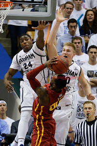 NCAA Basketball: Iowa State at Brigham Young