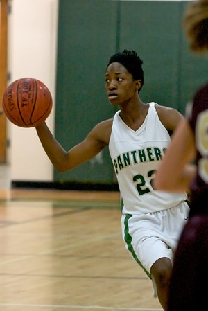 Nease Girls Basketball Milestones January 2010
