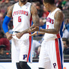 NBA: New Orleans Pelicans at Detroit Pistons