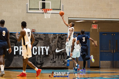 Nike Pro City League 2018 - Sean Bell All Starts VS Dyckman_NYAC (June 19, 2018)