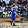 Moanalua's Stevie Austin directs the team.