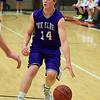 Ogden High School Tigers Play Box Elder in high school hoops action