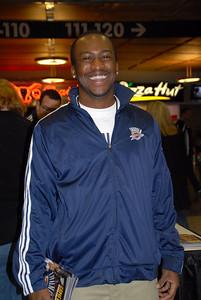 Oklahoma City Thunder vs Detroit Pistons Friday Jan 16, 2009