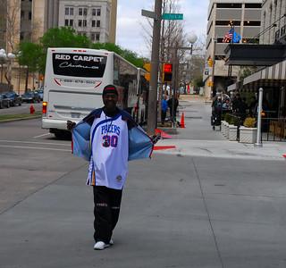 Oklahoma City Thunder vs Indiana Pacers Sunday April 5, 2009