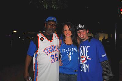 OKC Thunder vs LA Lakers Wednesday May 16, 2012
