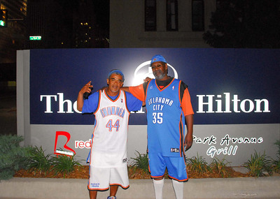 OKC Thunder vs San Antonio Spurs Thursday May 31, 2012