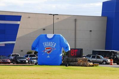 Thunder Girls Finals Thurs Aug 11, 2011
