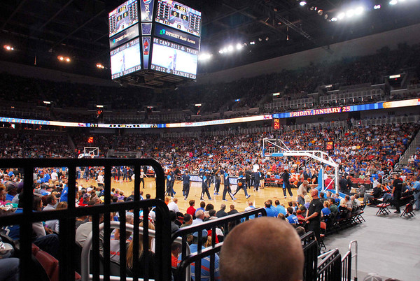 OKC Thunder vs Dallas Mavericks Wednesday Oct 24, 2012