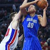 NBA: Orlando Magic at Detroit Pistons