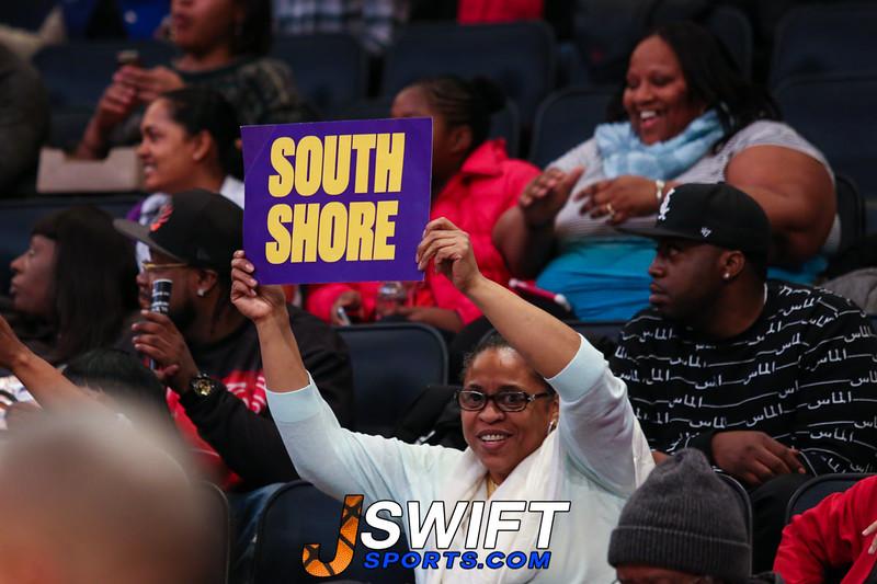 Girls-South Shore VS Grand Street Campus