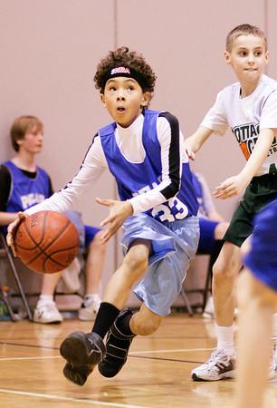 Pearl Park Basketball