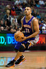 Nov 28, 2012; Auburn Hills, MI, USA; Phoenix Suns point guard Sebastian Telfair (31) during the second quarter against the Detroit Pistons at The Palace. Mandatory Credit: Tim Fuller-USA TODAY Sports