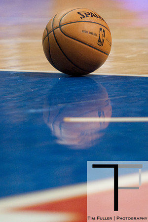 Nov 28, 2012; Auburn Hills, MI, USA; A detailed view of the basketball during the game between the Detroit Pistons and the Phoenix Suns  at The Palace. Detroit won 117-77. Mandatory Credit: Tim Fuller-USA TODAY Sports