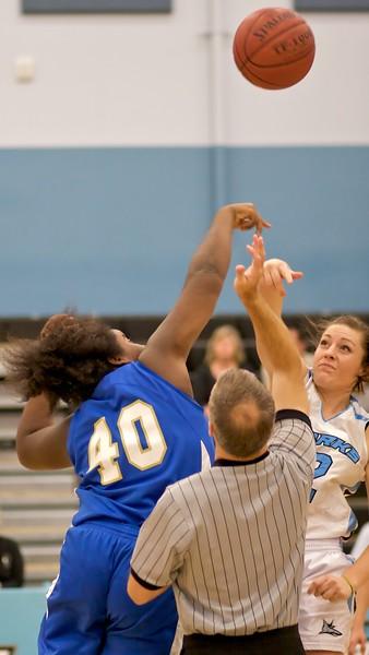 Ponte Vedra Girls Basketball vs Menendez 11-20-09