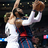 NBA: Portland Trail Blazers at Detroit Pistons