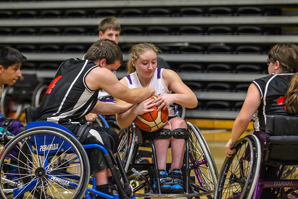 Preseason National Invitation Wheelchair Basketball Tournament