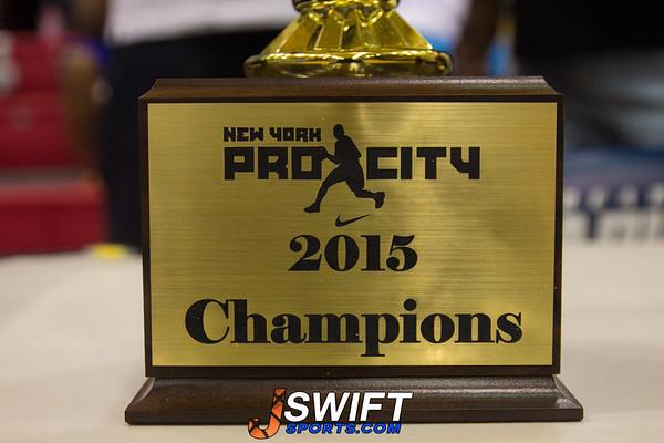 Pro City Basketball-Big Apple Basketball VS Bingo's All Stars (Championship Game)
