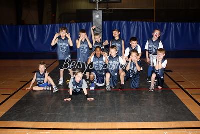 Quail Creek Basketball 2012