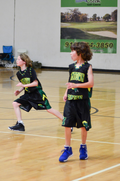 Ramtown Reign 5th Grade Green