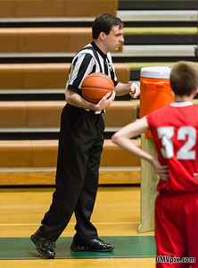 McLean @ Langley Boys Freshman Basketball (22 Jan 2015)