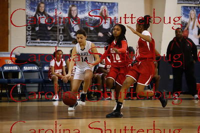 Southside Christian hosted Clinton Middle  for some basketball action Wednesday, January 10 2018,