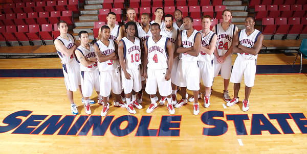 SSC 2006 Basketball Team Photo
