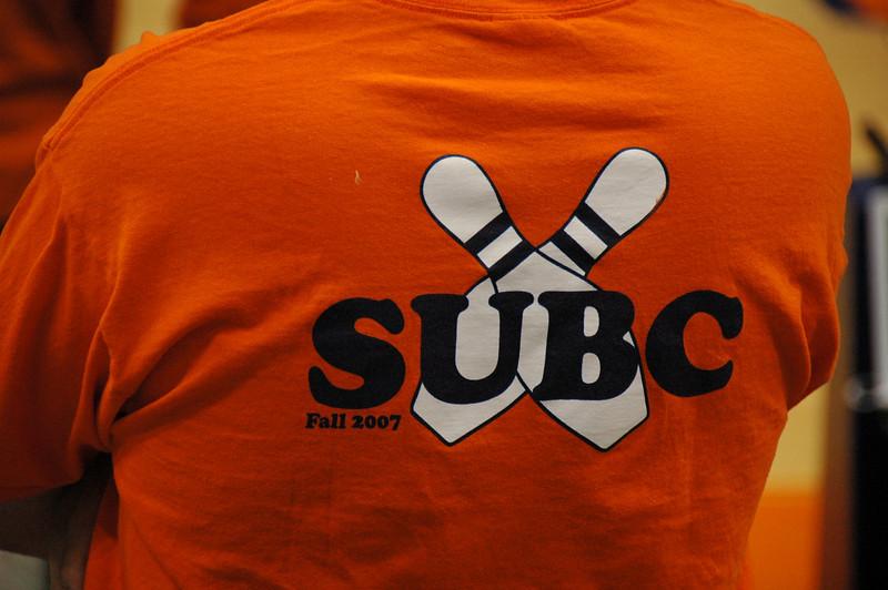 SU Bowling Club logo