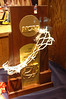 2003 NCAA Division 1 Championship trophy and netting