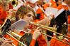 Trombone player.