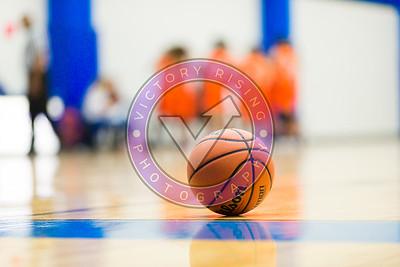 Salyards Basketball game