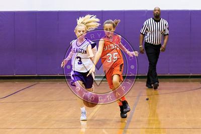 Salyards Middle School Basketball