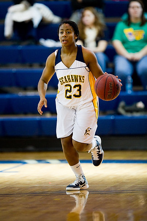 Seahawks vs Frostburg Women 01/15/11