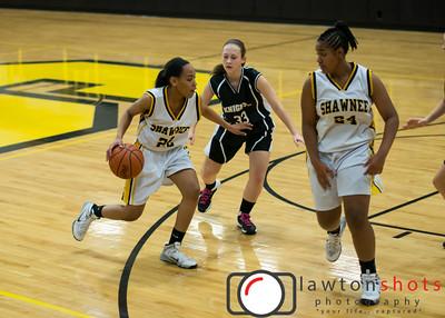 Shawnee High School Girls Basketball